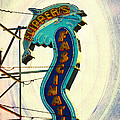 Flippers Facination - Wildwood Boardwalk by Bill Cannon