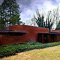 Fllw Rosenbaum Usonian House - 1 by Paulette B Wright