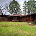 Fllw Rosenbaum Usonian House - 4 by Paulette B Wright