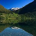 Flo Norway by Benjamin Reed