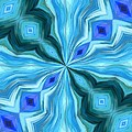 Float Abstract Pattern 1 by Angelina Tamez
