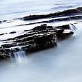 Floating Stone by Edgar Laureano