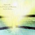 Flood Gates Of Heaven by Debbie Nobile