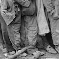 Flood Refugees, 1937 by Granger