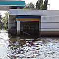 Flooding Of Stores And Shops In Bangkok Thailand - 01136 by DC Photographer
