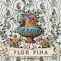 Flor Fina by Studio Artist