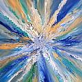 Star Bursting by Scott French
