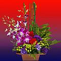Floral Arrangement by Chuck Staley