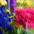 Floral Art Xxxxvi by Tina Baxter