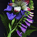 Floral Bouquet 2 by Sharon Talson