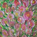 Floral Burst by Susan Turner Soulis