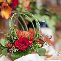 Floral Centerpiece by Alexey Stiop