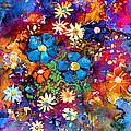 Floral Dance Fantasy by Svetlana Novikova