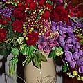 Floral Decor by Kathleen Struckle