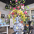 Floral Decor by Liane Wright