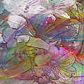 Floral Fantasy - Square Version by John Beck