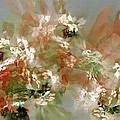 Floral Fractal 030713 by David Lane