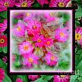 Floral Framework by Linda Galok