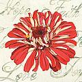 Floral Inspiration 1 by Debbie DeWitt