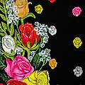 Floral Rhapsody Pt.4 by Dawn Siegler