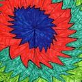 Floral Spin by Elinor Rakowski