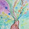 Floral Stream by Sonali Gangane