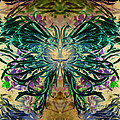 Floral Synapse 2 by WB Johnston