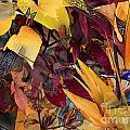 Floral Tiles by Paul Gentille