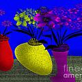 Floral Wonders by Iris Gelbart
