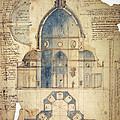 Florence: Brunelleschi by Granger