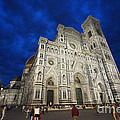 Florence Cathedral  by Rob Hawkins