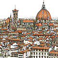 Florence In Colour by Adendorff Design