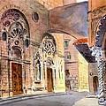 Florence Italy by Kathleen  Gwinnett