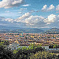 Florence Panorama by C H Apperson