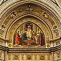 Florence - Santa Maria Del Fiore  by Jon Berghoff