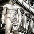 Florence Statue by Ulisse