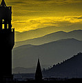 Florence Sunset by Gene Myers