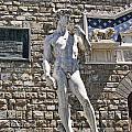 Florentine Icon by Brenda Kean