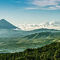 Flores Volcano by Jim O'Neill