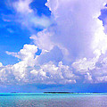 Florida Bay At Shell Pass Filtered by Duane McCullough