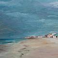 Florida Beach by Julie Dalton Gourgues