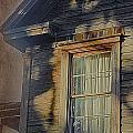 Florida Cracker House by Judy Hall-Folde