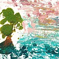 Florida Cypress by Janet Gunderson