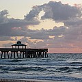 Florida Fishing Pier by MTBobbins Photography