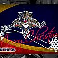 Florida Panthers Christmas by Joe Hamilton