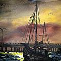 Florida Sailing by Lil Taylor