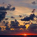 Florida Sunset by Les Palenik