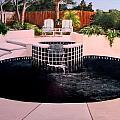 Florida Swimming Pool by John Shipp