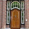 Florishaven Doorway by Phyllis Taylor
