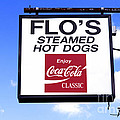 Flo's Steamed Hot Dogs by Jerry Fornarotto